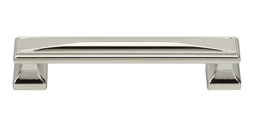 Wadsworth Pull 5 1/16 Inch - Polished Nickel