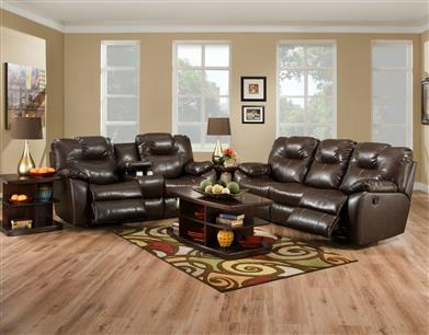 double reclining sofa with fold down table baci living room Fold Out Sofa Fold Down Leather Sofa