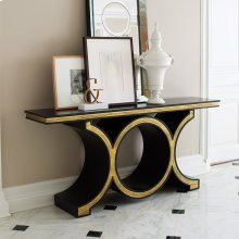 Link Console-Black/Gold