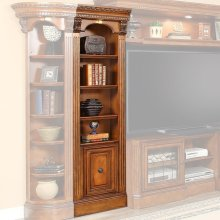 Huntington 21 in. Open Top Bookcase