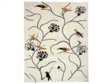 Birds and Vines Rug