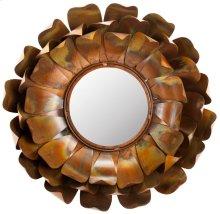 Lotus Mirror - Burnt Copper W / Clear P / Coat