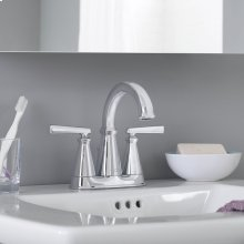 Edgemere Centerset Bathroom Faucet  American Standard - Polished Chrome