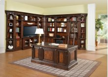 "60"" Bookcase Bridge, Shelf & Back Panel"
