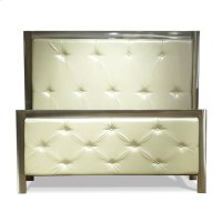 Ellum Tufted Queen Complete Bed Product Image