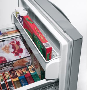 GE Profile ENERGY STAR® 25.8 Cu. Ft. French Door Refrigerator with External Dispenser