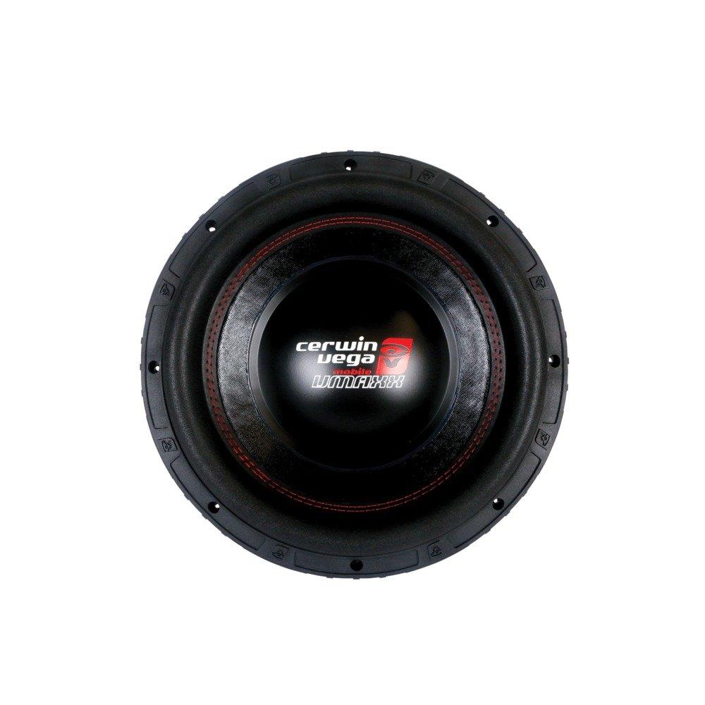 VMAXX10D4 1,500-Watt 10 in. Dual 4-Ohm Subwoofer