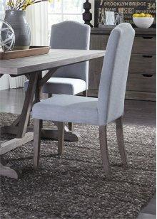 Uph Side Chair - Light Aqua (RTA)