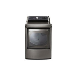 LG 鸭博娱乐s7.3 cu. ft. Smart wi-fi Enabled Gas Dryer with Sensor Dry Technology