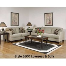 Soprano/Radical Pepperco 5600LS - Loveseat