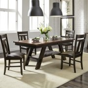 5 Piece Rectangular Table Set Product Image