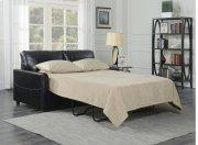 Emerald Home Slumber Full Sleeper W/gel Foam Mattress Black U3215-46-16 Product Image