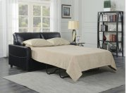 Emerald Home Slumber Full Sleeper W/gel Foam Mattress Black U3215-46-16 Product Image