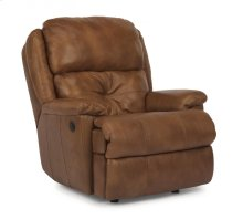 Cruise Control Leather Power Recliner