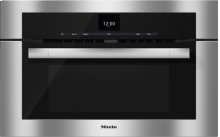 H 6570 BM 30 Inch Speed Oven with combi-modes and Roast probe for precise-temperature cooking.