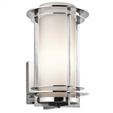 Pacific Edge Collection Outdoor 1 Light Wall lantern in PSS316