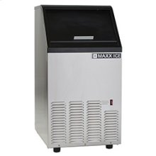 MIM75: 75 lb. Ice Maker - Self-contained