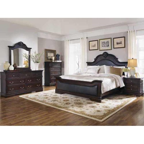 Cambridge Traditional Eastern King Bed