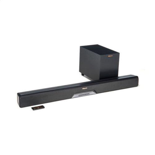 RSB-6 Sound Bar + Wireless Subwoofer