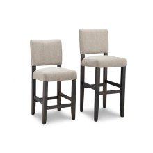"""Portland 24"""" Counter Chair in Fabric"""