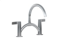 Terra Contemporary Bridge Bar/Prep Faucet