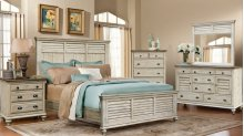 Shades of Sand Bedroom Collection - Sunset Trading