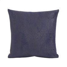 16in x 16in Pillow Pioneer Indigo