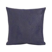16in x 16in Pillow Pioneer Indigo