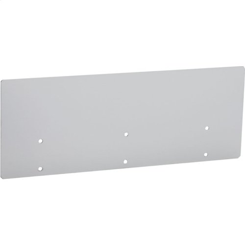 Accessory - Wall Plate (Splash Guard) for EZ style models