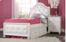 Madison Upholstered Bed Twin Product Image