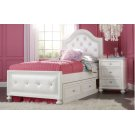 Madison Upholstered Bed Full Product Image