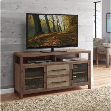 Mirabelle - Entertainment Console - Ecru Finish