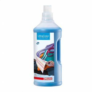 MieleWA UC 2003 L USA UltraColor liquid detergent 67.6 fl. oz. for color and black garments.