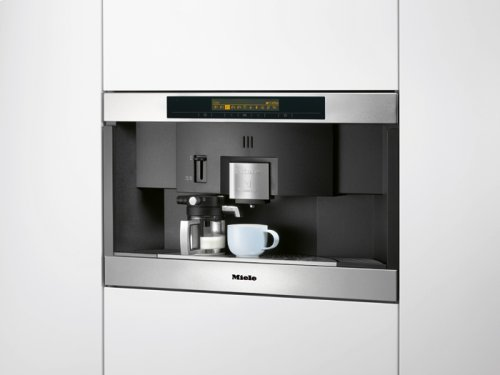 Capsule-driven Coffee System