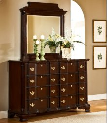 Lasting Traditions Dresser and Mirror
