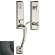 Distressed Oil-Rubbed Bronze Cody 3/4 Handleset