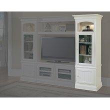 Hartford Right Stereo Cabinet