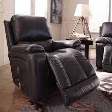 Greyson Rocking Recliner in Java Leather