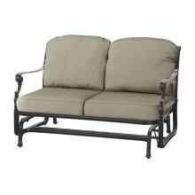 Grand Terrace Cushion Loveseat Glider