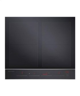 """24"""" 4 Zone Touch&Slide Induction Cooktop"""