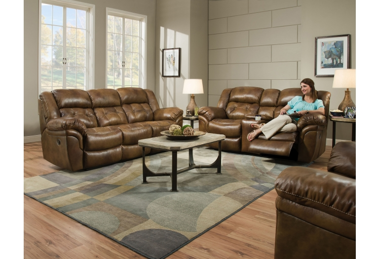 Beau Double Reclining Sofa
