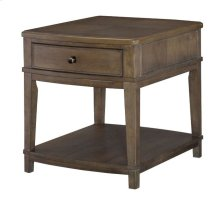 Rect. End Table