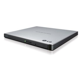 Ultra-Slim Portable DVD Burner & Drive with M-DISC Support