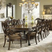 Leg Table with 824/825 chairs Product Image