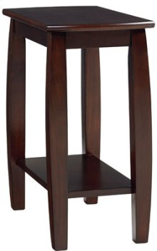 Merlot Chair Side Table