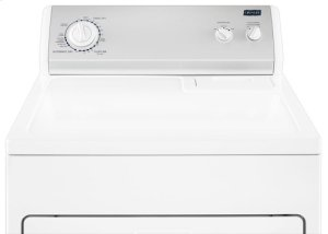 Crosley Hamper Door Dryer Electric/gas Dryer - Gas Dryer - White