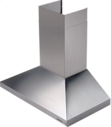 "48"", Stainless Steel, Chimney Hood, External Blower"