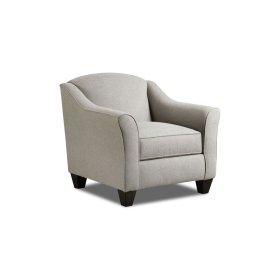 1020 - Popstitch Dove Accent Chair