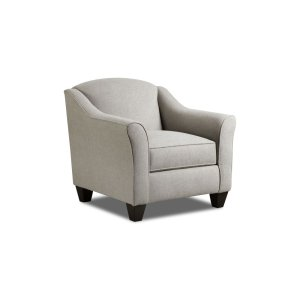 American Furniture Manufacturing1020 - Popstitch Dove Accent Chair