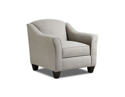 1020 - Popstitch Dove Accent Chair